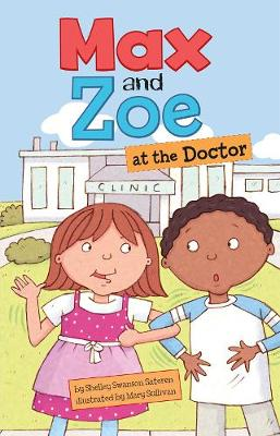 Max and Zoe at the Doctor's