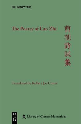 The Poetry of Cao Zhi