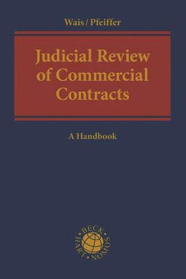 Judicial Review of B2B Contracts