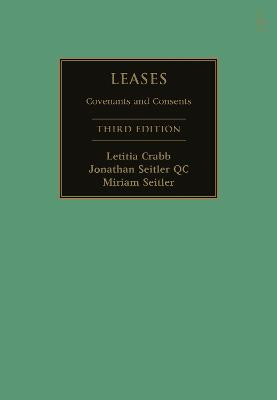 Leases: Covenants and Consents