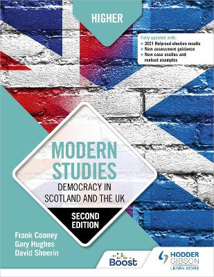 Higher Modern Studies: Democracy in Scotland and the UK: Second Edition