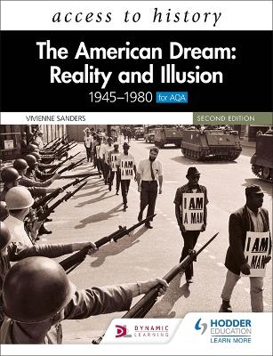 Access to History: The American Dream: Reality and Illusion, 1945-1980 for AQA Second edition