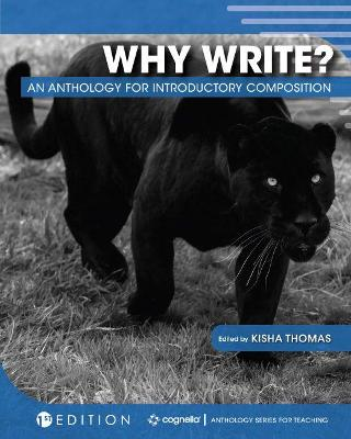 Why Write?: An Anthology for Introductory Composition