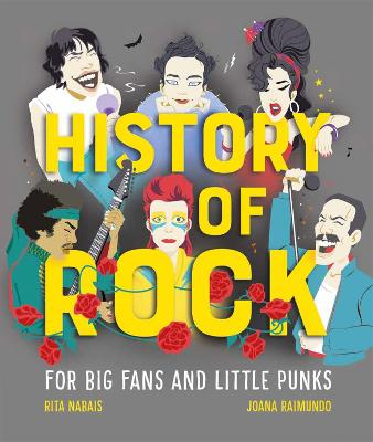 History of Rock: For Big Fans and Little Punks