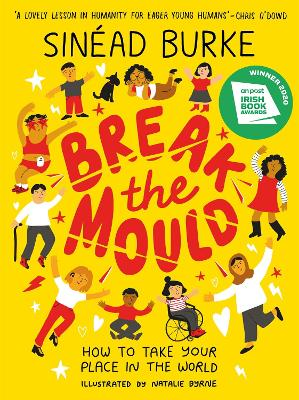 Break the Mould: How to Take Your Place in the World - SHORTLISTED FOR THE AN POST IRISH BOOK AWARDS