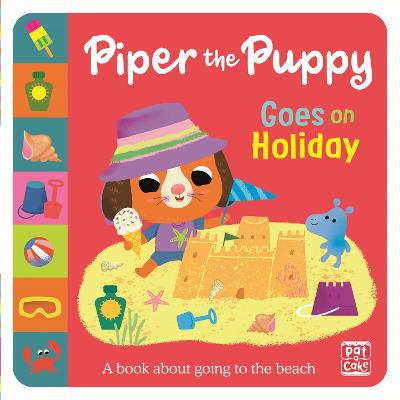 First Experiences: Piper Puppy Goes on Holiday