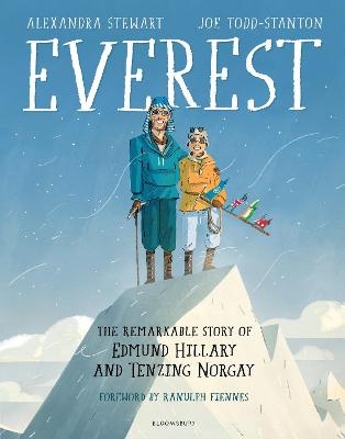 Everest: The Remarkable Story of Edmund Hillary and Tenzing Norgay
