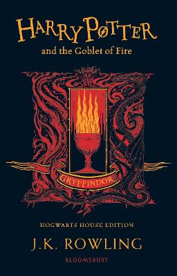 Harry Potter and the Goblet of Fire - Gryffindor Edition