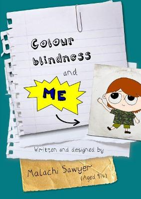 Colour blindness and me