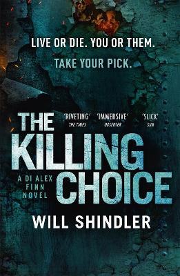 The Killing Choice: A must-read gripping crime series