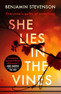 She Lies in the Vines: An atmospheric novel about our obsession with true crime