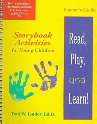 Read, Play and Learn!: Storybook Activities for Young Children