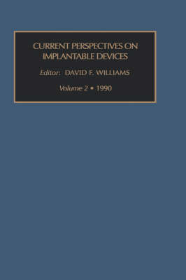 Current Perspectives on Implantable Devices, Volume 2
