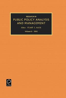 Research in Public Policy Analysis and Management