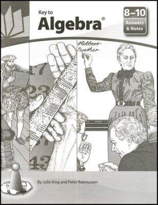 Key to Algebra, Books 8-10, Answers and Notes