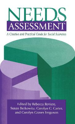 Needs Assessment: A Creative And Practical Guide For Social Scientists