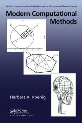 Modern Computational Methods