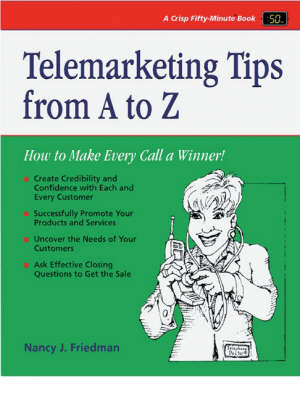 "Telephone Skills from A to Z: The Telephone ""Doctor"" Phone Book"