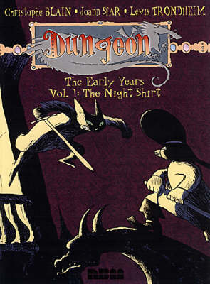 Dungeon: v. 1: Dungeon The Early Years: Vol 1 Night Shirt