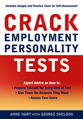 Crack Employment Personality Tests: Includes Sample and Practice Tests for Self Assessment