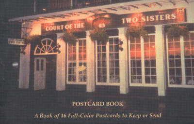 Court of the Two Sisters: Postcard Book