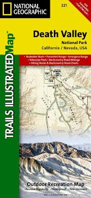 Death Valley National Park: Trails Illustrated National Parks