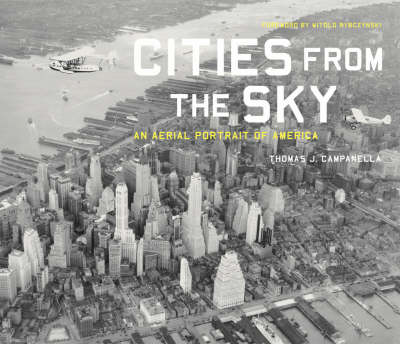 Cities from the Sky: an Aerial Portrait of America