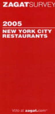 New York City Restaurants: 2005