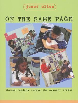 On the Same Page: Shared Reading Beyond the Primary Grades
