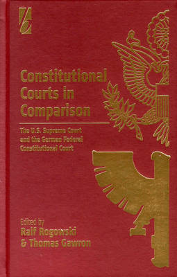 Constitutional Courts in Comparison: The U.S.Supreme Court and the German Federal Constitutional Court