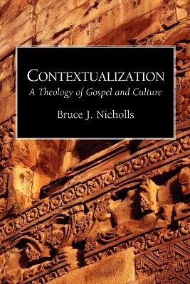Contextualization Theology of Gospel and Culture