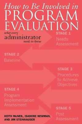 How to be Involved in Program Evaluation: What Every Adminstrator Needs to Know