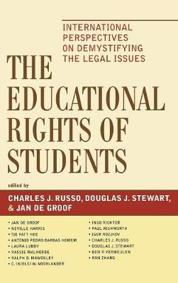 The Educational Rights of Students: International Perspectives on Demystifying the Legal Issues
