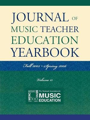 Journal of Music Teacher Education Yearbook