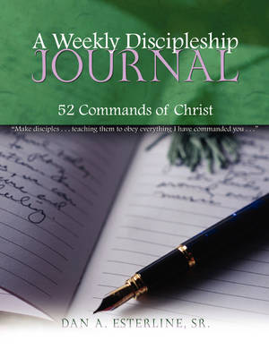 A Weekly Discipleship Journal