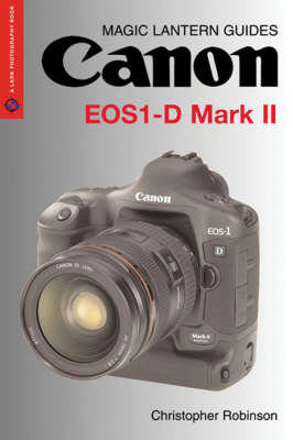Canon EOS 1-D Mark II
