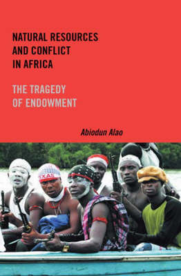 Natural Resources and Conflict in Africa - The Tragedy of Endowment