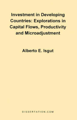Investment in Developing Countries: Explorations in Capital Flows, Productivity and Microadjustment