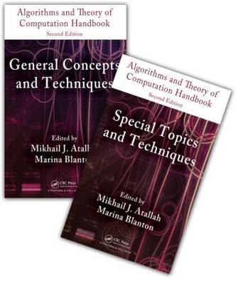 Algorithms and Theory of Computation Handbook, Second Edition  - 2 Volume Set