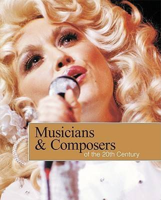 Musicians and Composers of the 20th Century