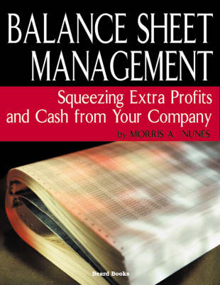 Balance Sheet Management