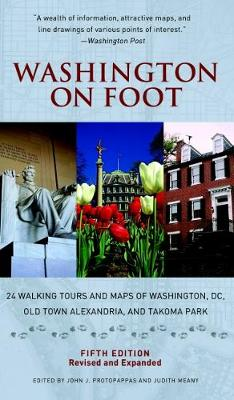 Washington On Foot, Fifth Edition