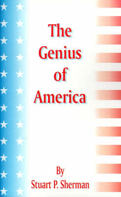 The Genius of America: Studies in Behalf of the Younger Generation
