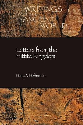Letters from the Hittite Kingdom