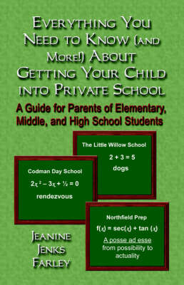 Everything You Need to Know (and More!) About Getting Your Child into Private School