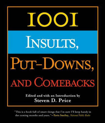 1001 Insults, Put-Downs, & Comebacks