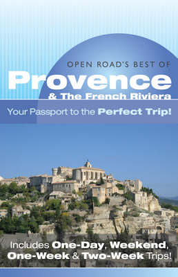 Open Road's Best of Provence and the French Riviera
