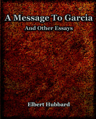 A Message to Garcia (1921)