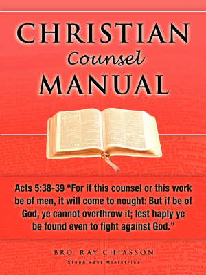 Christian Counsel Manual