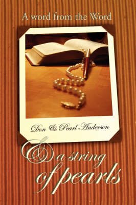 A Word from the Word & a String of Pearls